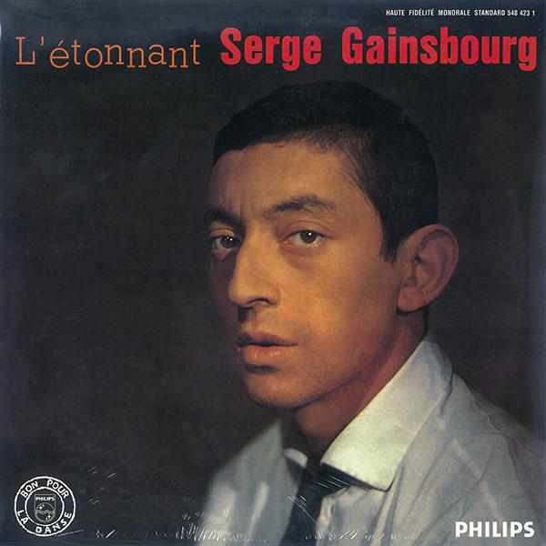 Serge Gainsbourg-L'étonnant